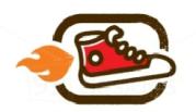 temp shoe logo